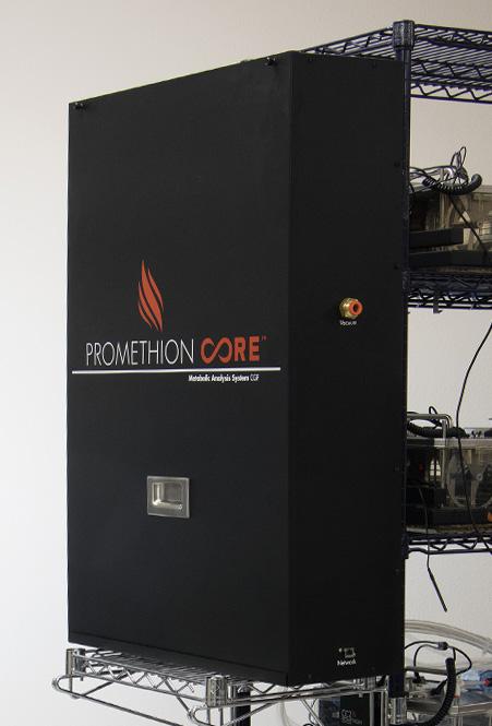 Promethion Core Rack Mounted Instrumentation