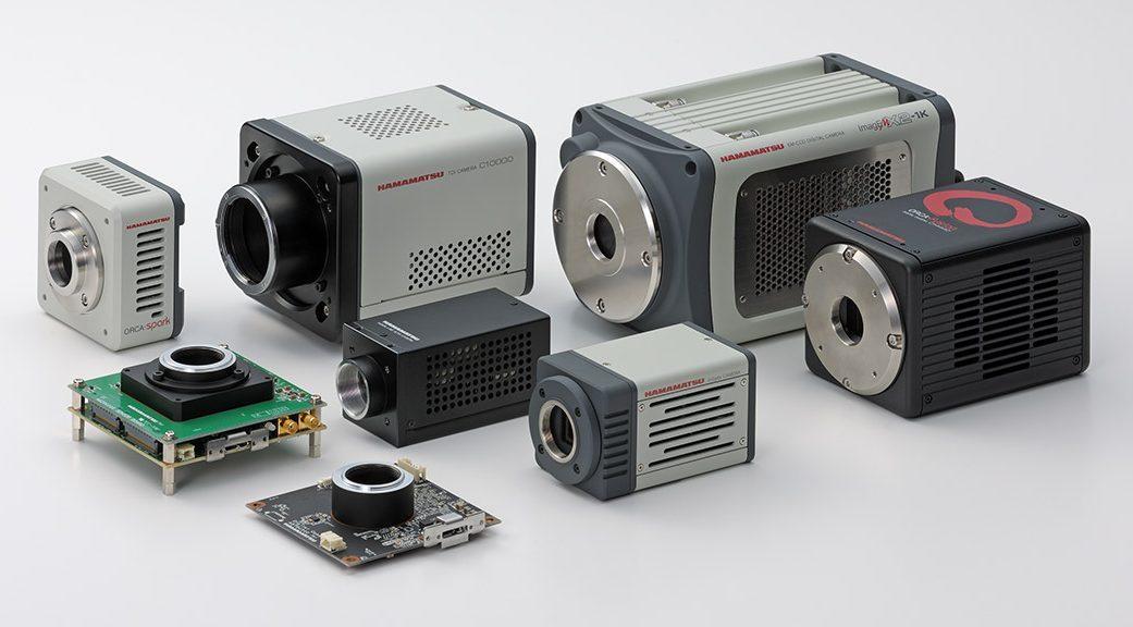 Hamamatsu Scientific Imaging Cameras