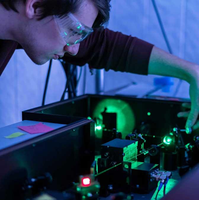 SDR Scientific Installation Equipment